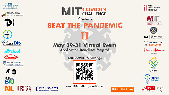 MIT Covid-19 Challenge: Beat the Pandemic II