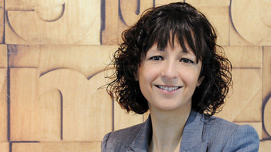 Prof. Dr. Emmanuelle Charpentier, Brain City Berlin