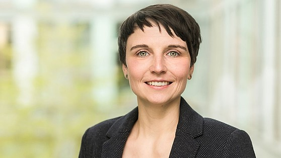 Karin Höhne, Equal Opportunities Officer at the Berlin Institute of Health (BIH)