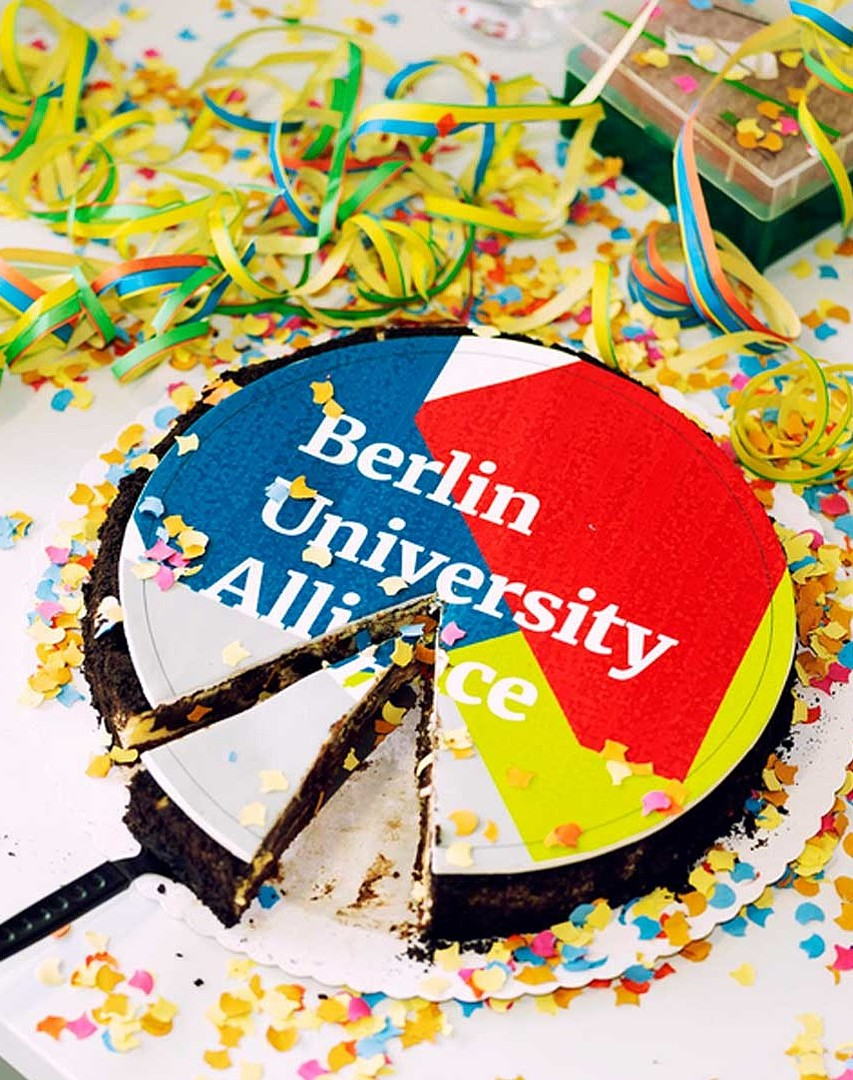 Berlin University Alliance, Brain City Berlin
