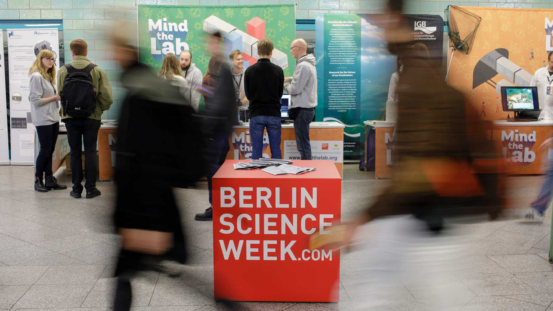 #BerlinScienceWeek2020 BrainCityBerlin